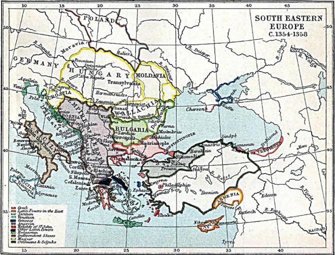5srpsko-carstvo-1354-58-iz-atlara-frimenove-istorijske-geografije-izdate-u-londonu-1903-670x510