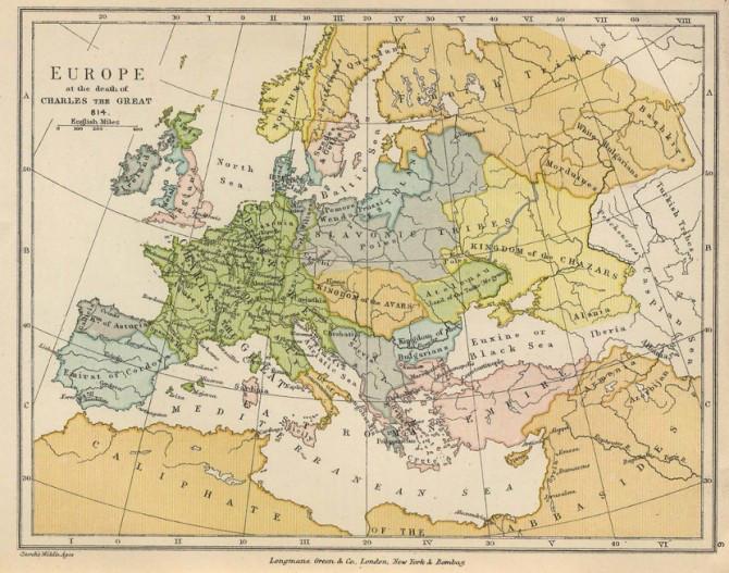 6karta-evrope-iz-814-godine-srbija-je-u-granicama-dusanovog-carstva-ali-se-nasa-istoriografija-ovime-ne-bavi-670x527