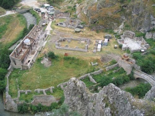 "Photo of ""Српски зид плача"" – манастир Светих Архангела код Призрена"