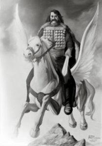 Војвода Момчило и коњ јабучило