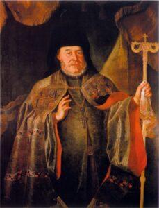 Patrijarh-Arsenije-IV-Jovanovic-Sakabenta-vodja-Druge-velike-seobe-Srba-u-Austriju-670x879