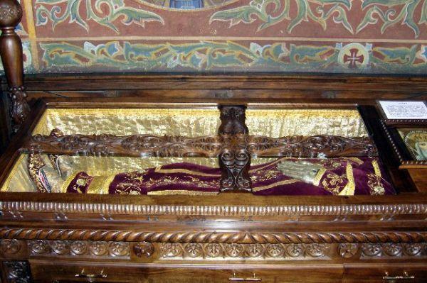 Photo of Мошти светог краља Милутина се налазе у Софији (Бугарска) у Саборној цркви св. Недеље