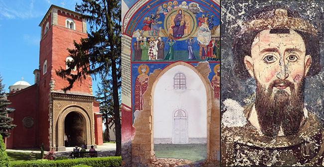 Photo of Ево како је крунисан први српски краљ у доба Немањића – Стефан Првовенчани – у Жичи на Спасовдан 20 маја 1221.