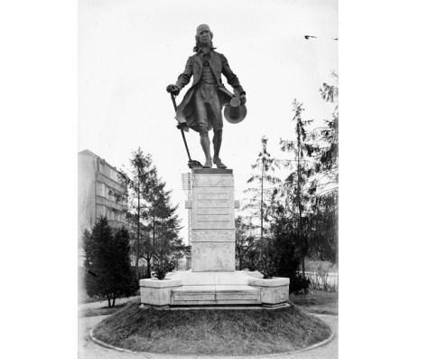 Споменик Доситеју Обрадовићу у Темишвару