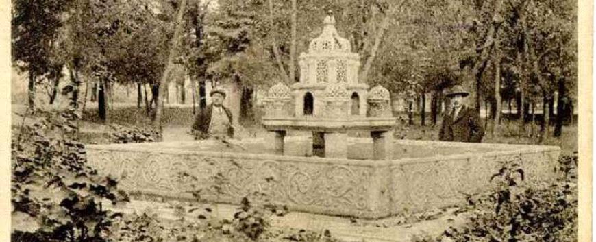 Photo of Нишки шадрван