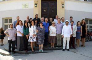 Са међународног научног скупа у Алексинцу, 3.септембра 2016.