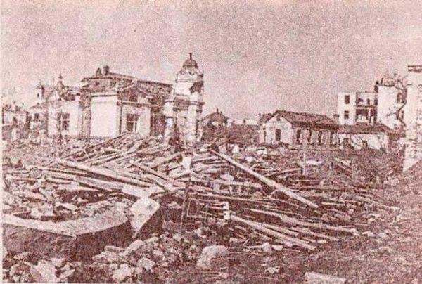 Photo of На данашњи дан савезничке бомбе сравниле Лесковац са земљом