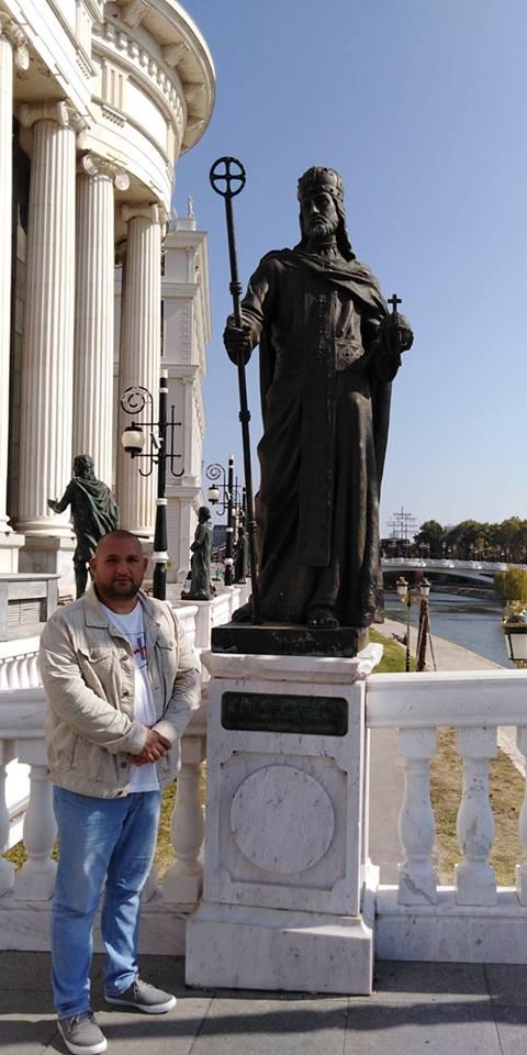 Photo of Бојанић: Ови споменици сметају албанцима у Скопљу, већина наших градова их нема… однос према  историји и култури