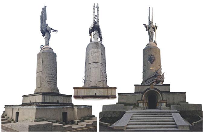 Photo of ЗАБОРАВЉЕНА ИСТОРИЈА ВЕЛИКОГ РАТА: Споменик руске славе од Солуна до Београда