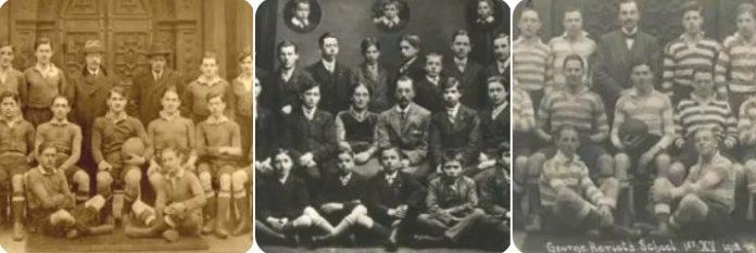 Photo of Прва српска рагби репрезентација – дечаци избегли 1916. са Крфа у Шкотску