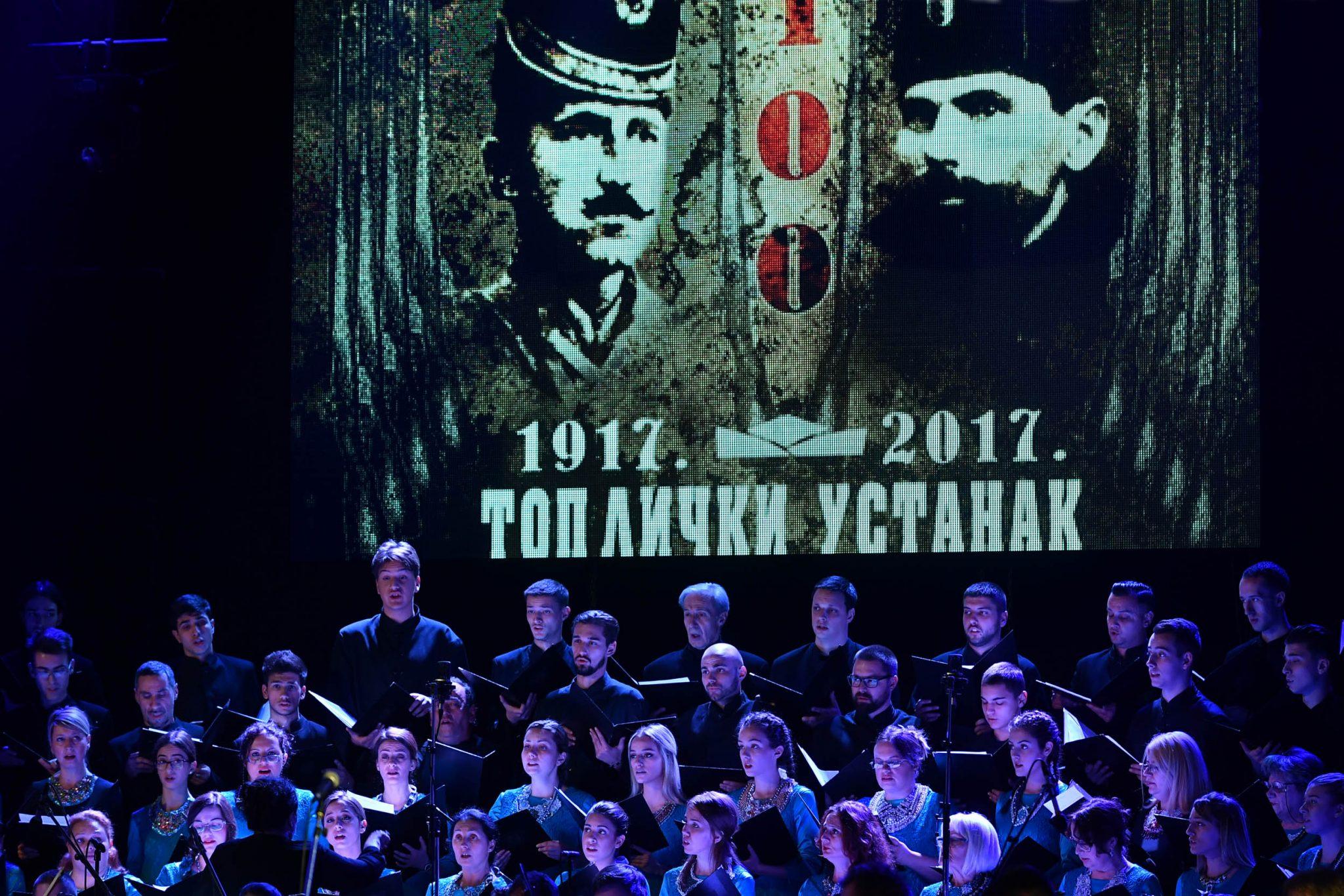 Photo of Лекција из историје нашег генерала Симовића, о Топличком устанку