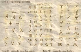 Photo of Винчанско писмо је само за писмене