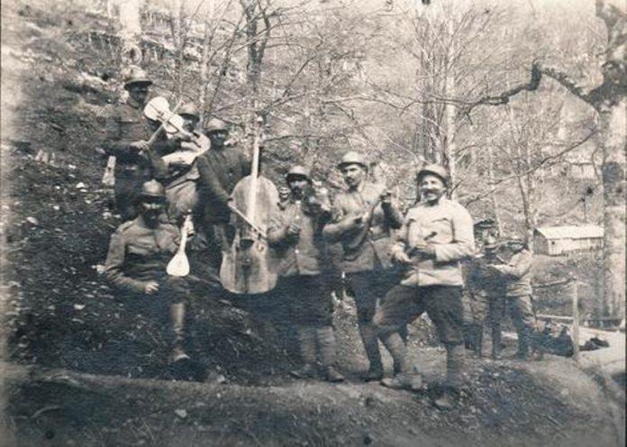 Photo of Песме које су дизале морал српској војсци у Великом рату
