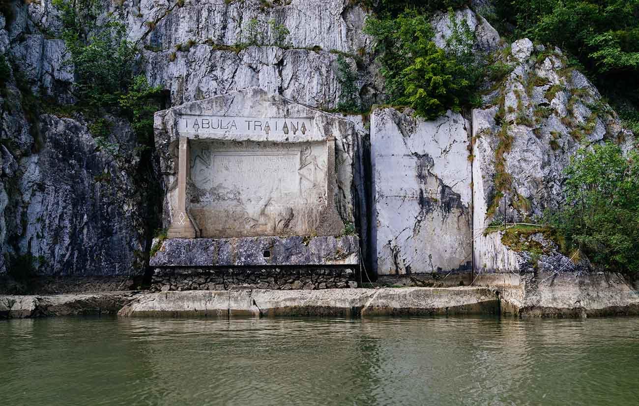 Tabula Traiana, Nacionalni Park Đerdap | Autor fotograpfije: Kostas Anton Dumitrescu