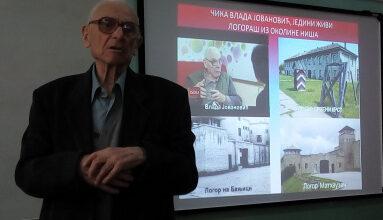 """Photo of Преминуо Владимир Јовановић (95), последњи преживели сведок дешавања у логору  """"12.фебруар"""" у Нишу"""