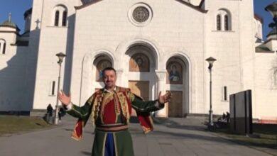 Photo of (ВИДЕО) Миломир Миљанић: Црногорац брани своје и заставу у три боје