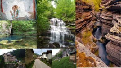 Photo of ПРЕПОРУКА: Ниш-Рсовци-Височка Ржана-Врело-Дојкинци-водопад Тупавица-Славиње-Рсомачки лонци-Ниш