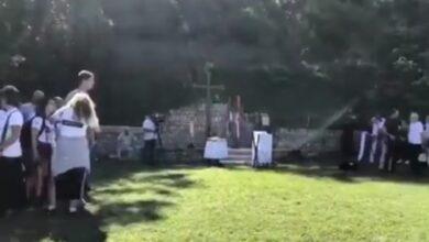 Photo of Дан сећања на Јадовно – у манастиру постављен крст (видео)