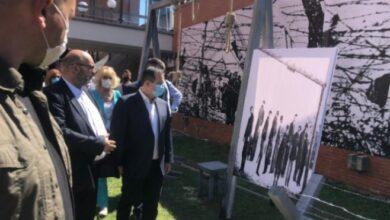 "Photo of Отворена изложба ""Јасеновац – право на незаборав"""