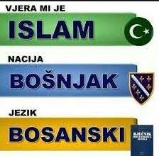 Photo of Муслимани из бивше СФРЈ су били Срби, а сада постају Бошњаци