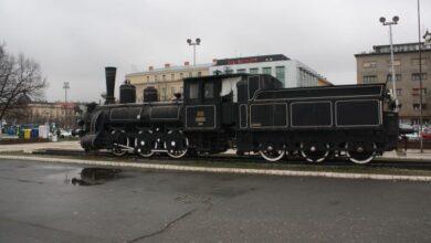 Photo of Локомотива која је симбол Загреба крије страшну тајну: Возила Србе у логор смрти Даница (ВИДЕО)