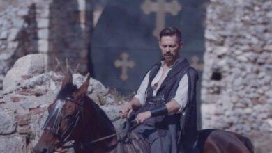 """Photo of Глумац Милан Васић о песми и споту ,,Ја сам момче са Косова"""" (видео)"""