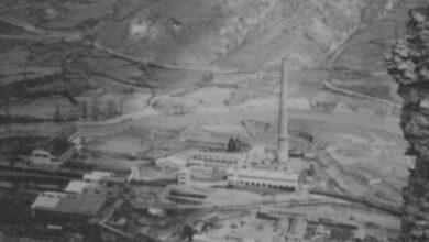 Photo of Нацистички робовски логор за Србе у руднику Трепча 1941-44.
