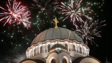 Photo of Нова година по јулијанском календару: Литургија и молебан у Храму Светог Саве