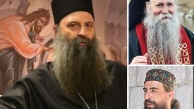 Photo of Достојни духовници српског народа: Три тврђаве православља
